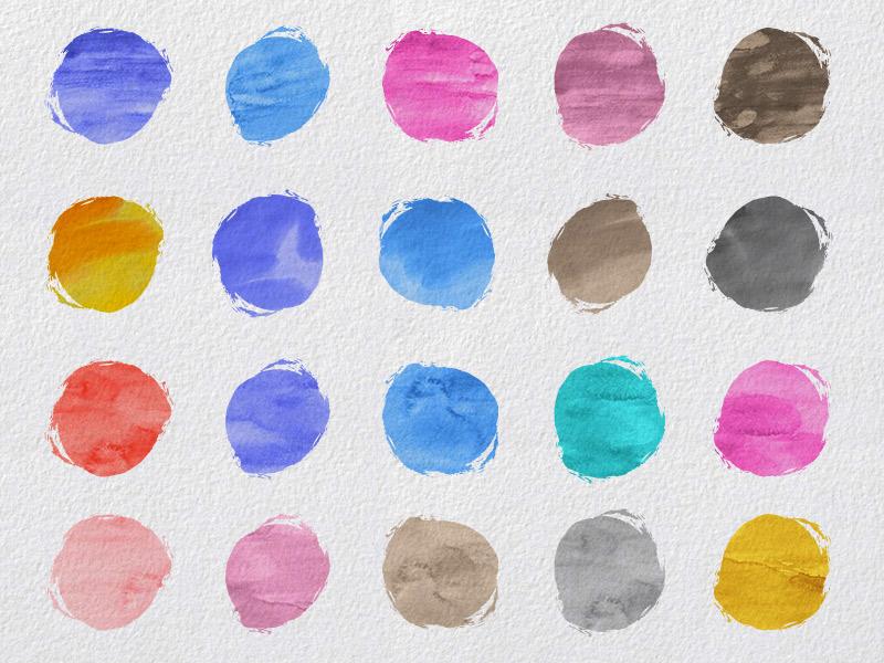 wattercolor effects