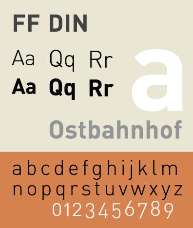 F.F. DIN
