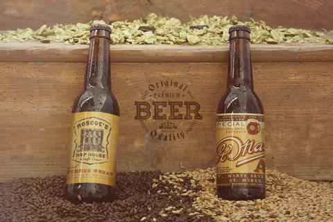 Black-&-Tan-Beer-Mockup FREE