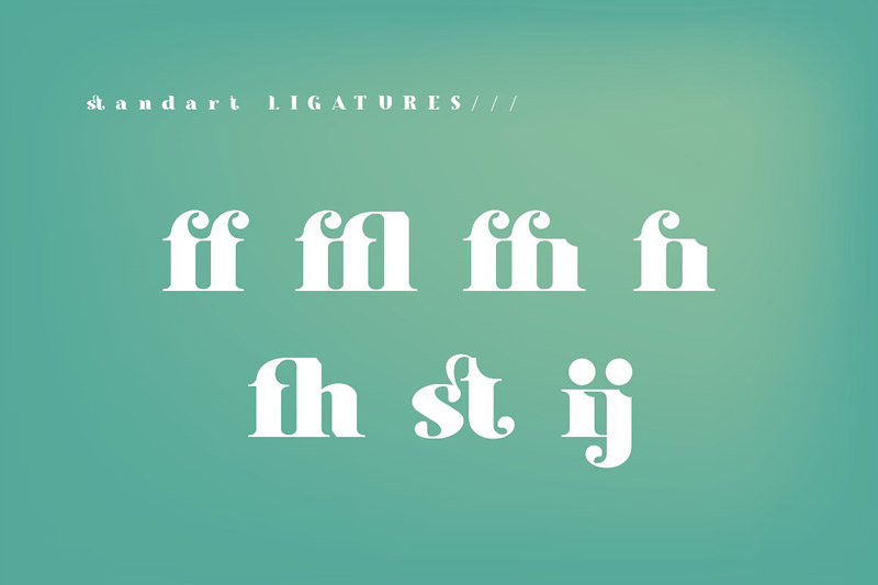 August Best Fonts Preview 45