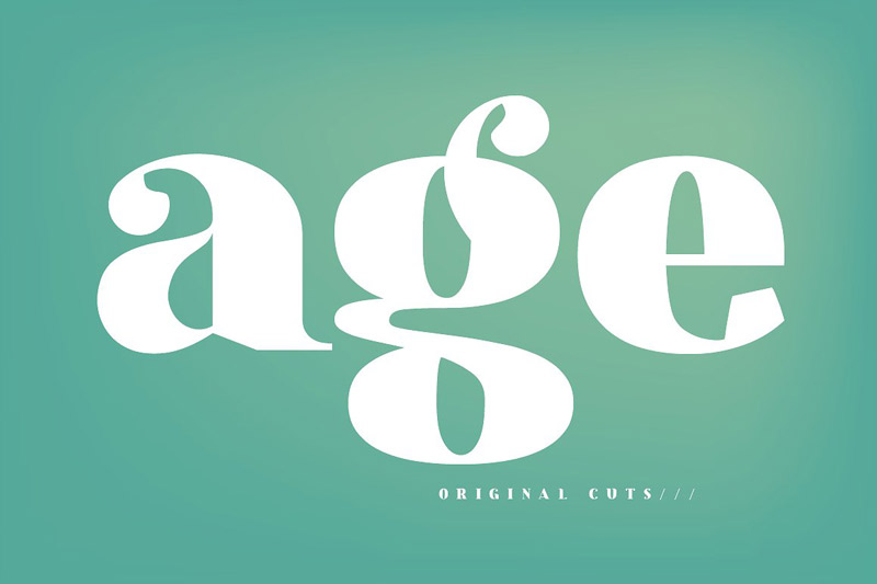 August Best Fonts Preview 46