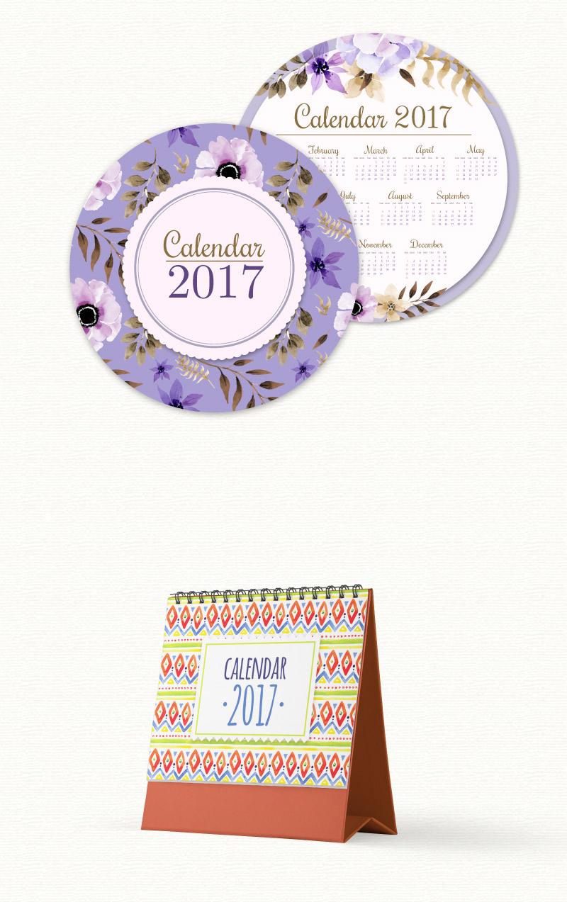 Watercolor-Calendar-Collection-Preview-02