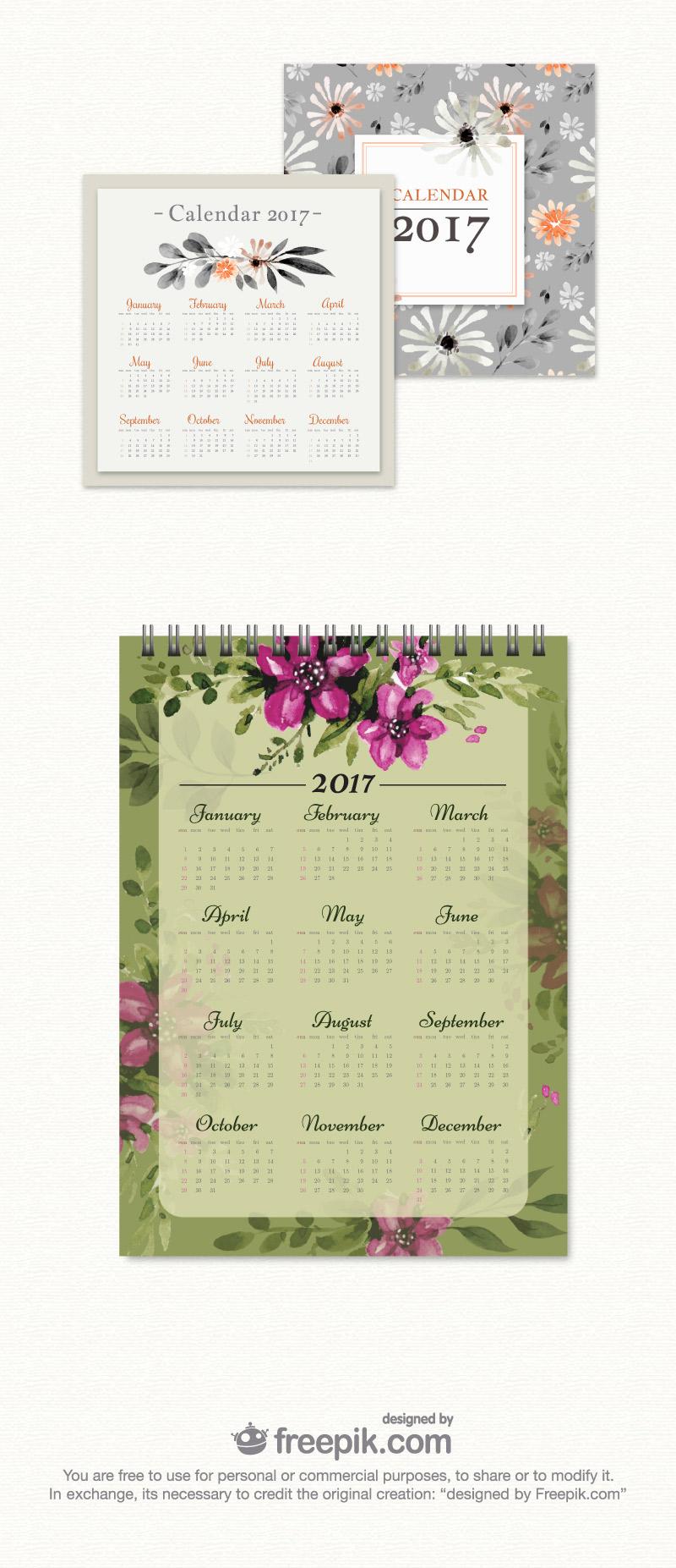Watercolor-Calendar-Collection-Preview-04