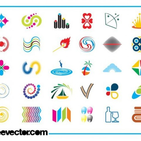 vector-colorful-logo-icons-set-650x650
