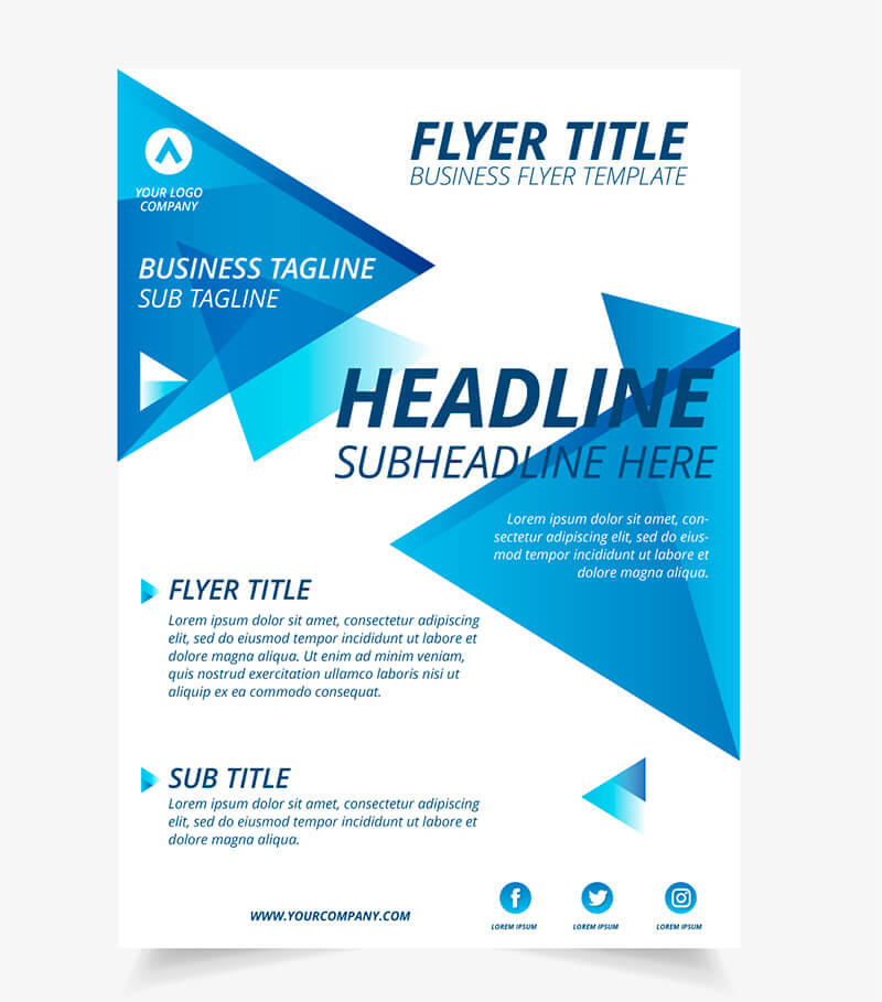 FREE Elegant Business Templates-Preview-01