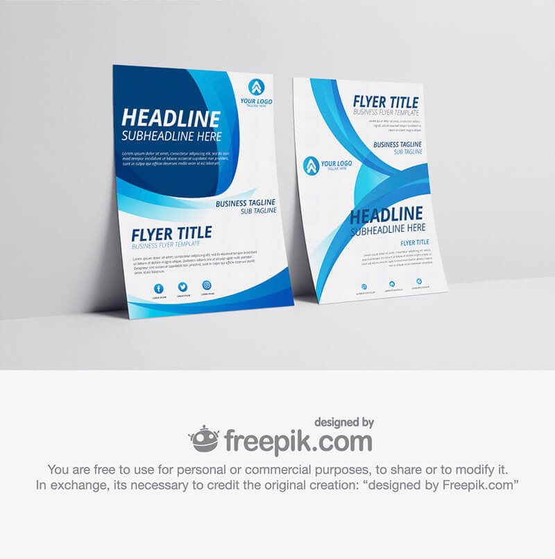 FREE Elegant Business Templates-Preview-08