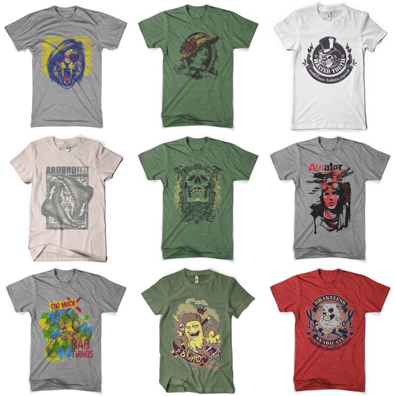 100-T-shirt-Designs-1