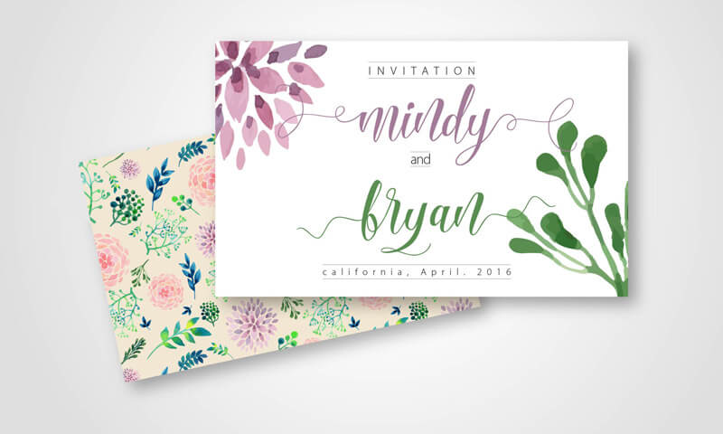 10 Awesome, unique calligraphy fonts Preview 21