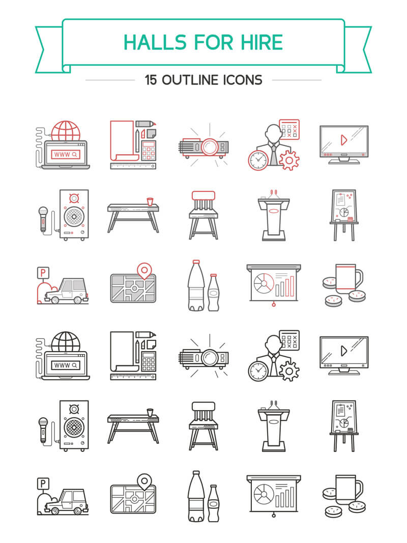 100 Illustrator Resources Bundle Preview 15