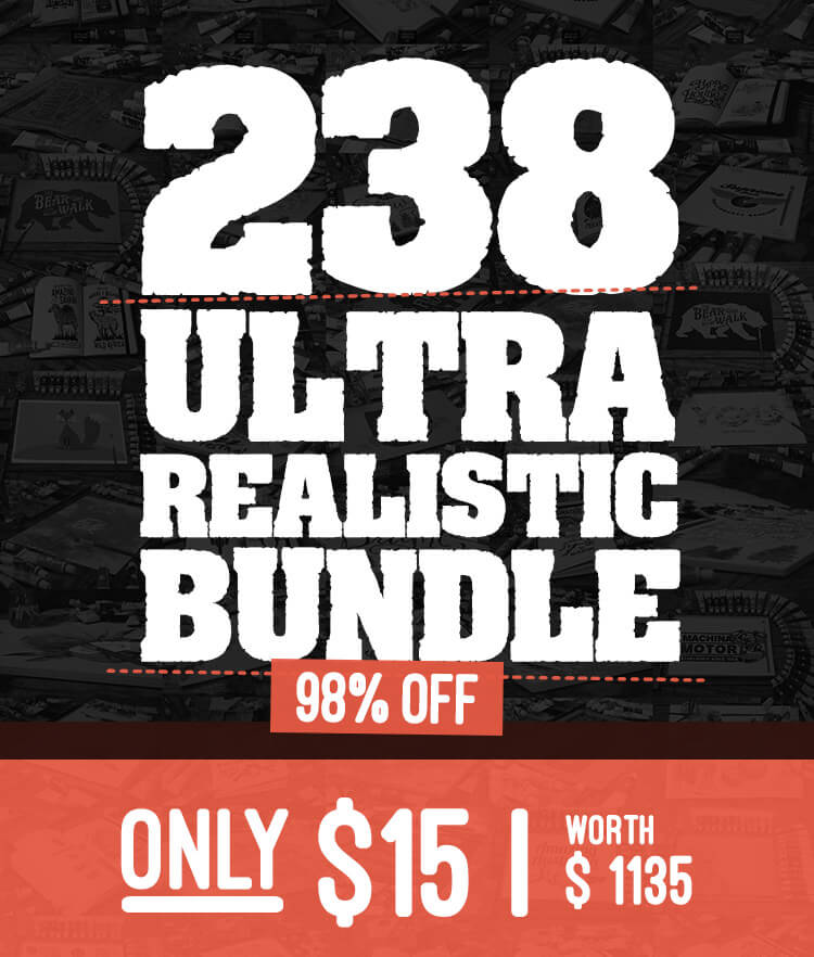 238 Ultra Realistic Bundle Cover