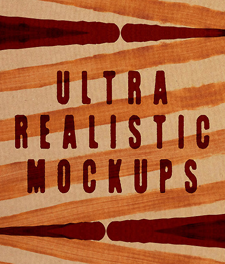 3 Ultra Realistic Mockups Cover