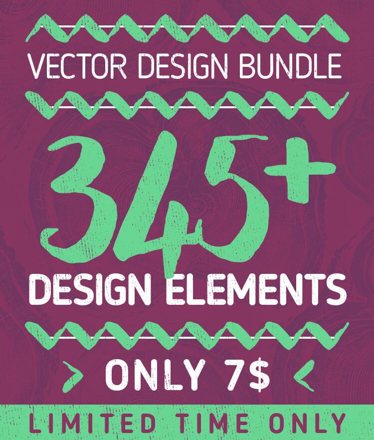 345 Design Elements Cover