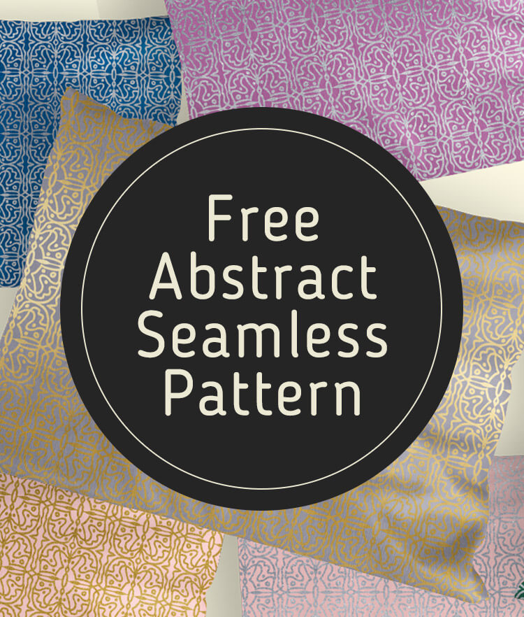 4 Beautiful Abstract Patterns Cover