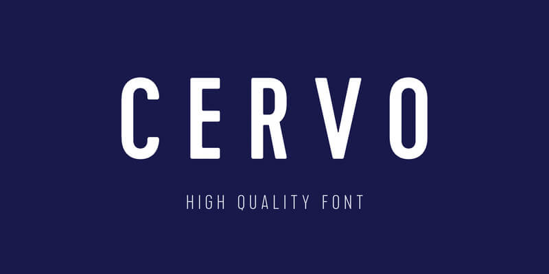 Awesome Collection of 5 Creative Family Fonts Preview 01