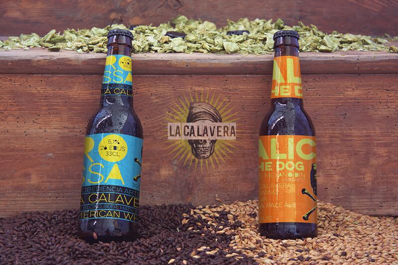 FREE Black and Tan Beer Mockup Preview 01