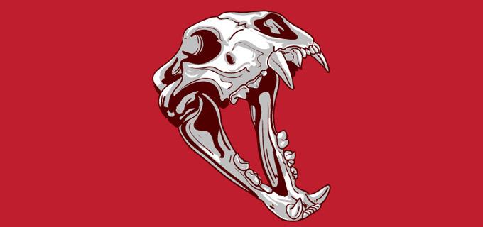 Free Vector Animal Skull