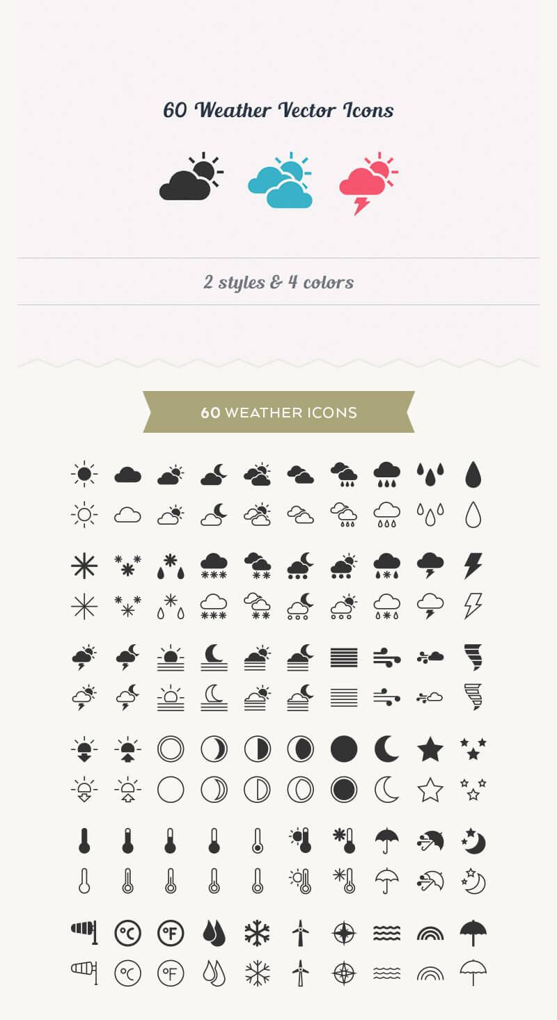 Incredible 2016 Icons Bundle Preview 15