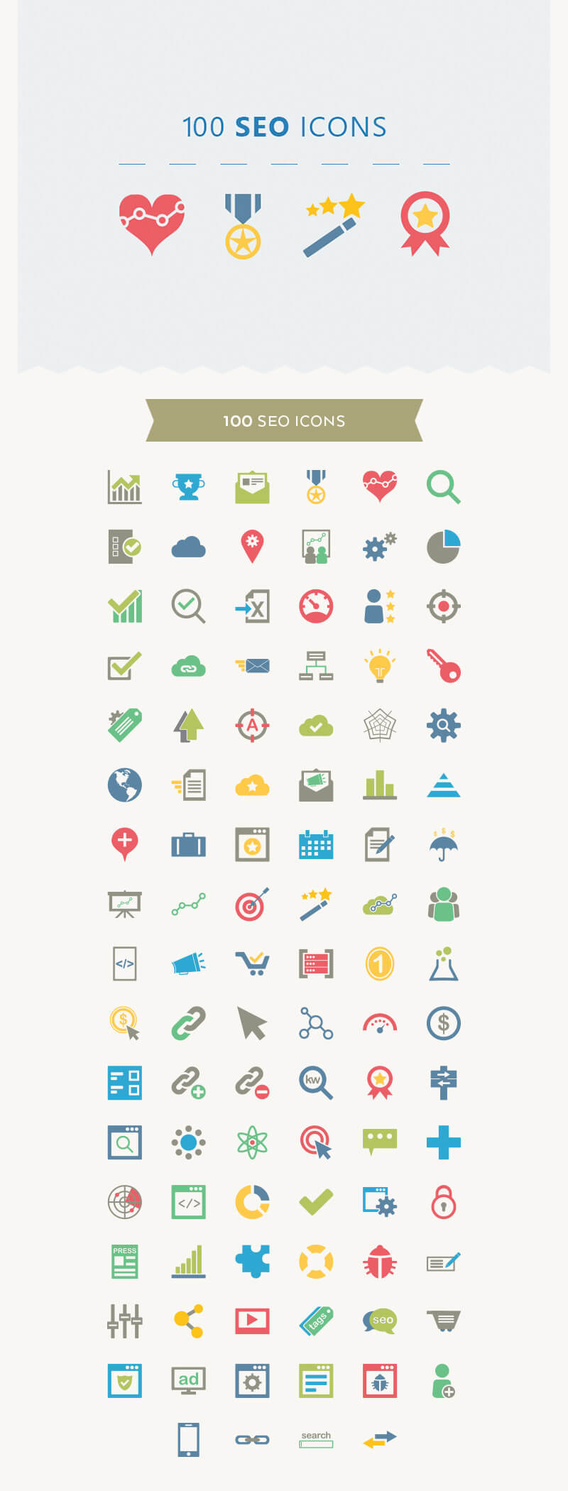 Incredible 2016 Icons Bundle Preview 17
