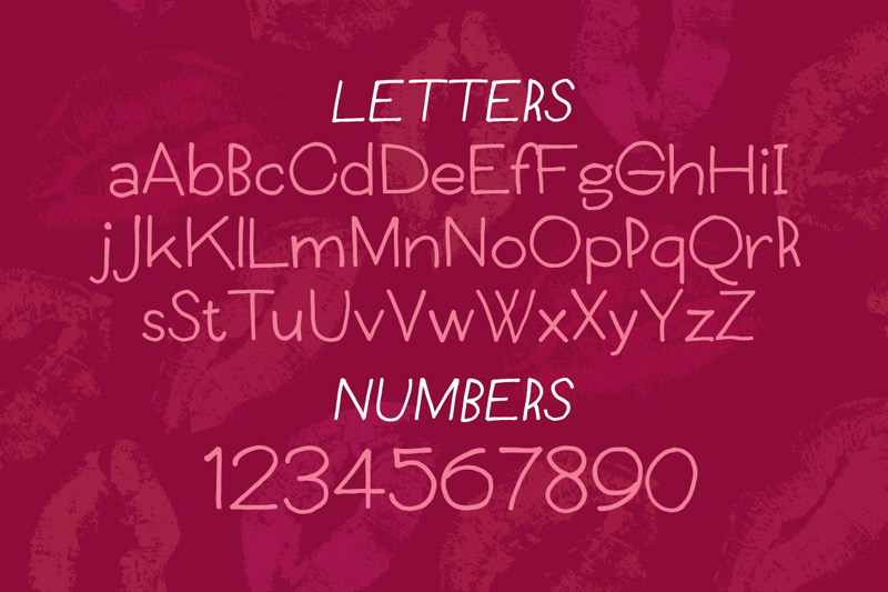 NEW YEAR'S Incredible Mix of Fonts 15