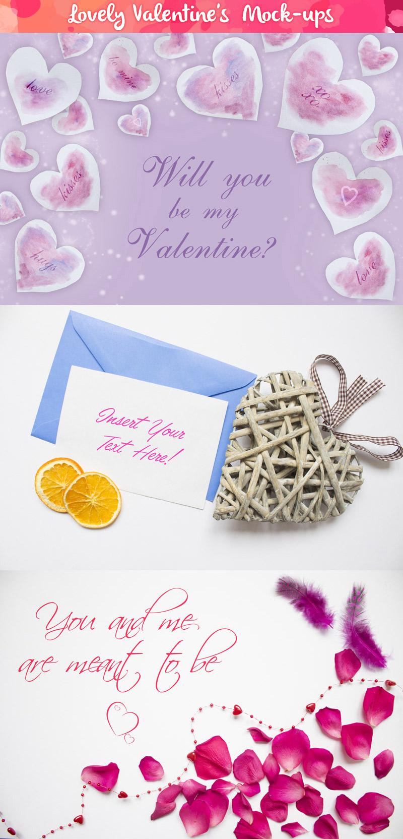 The Lovely Valentines Bundle 01