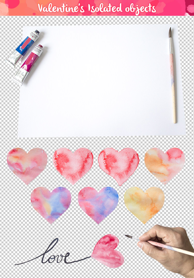 The Lovely Valentines Bundle 15