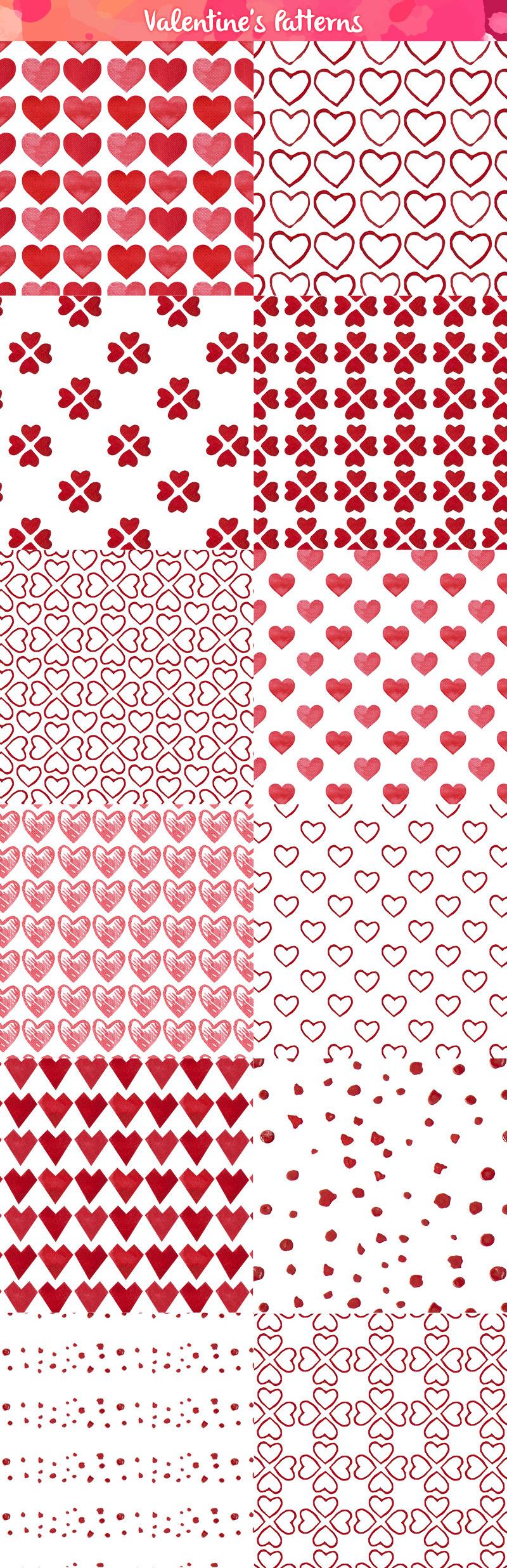 The Lovely Valentines Bundle 16