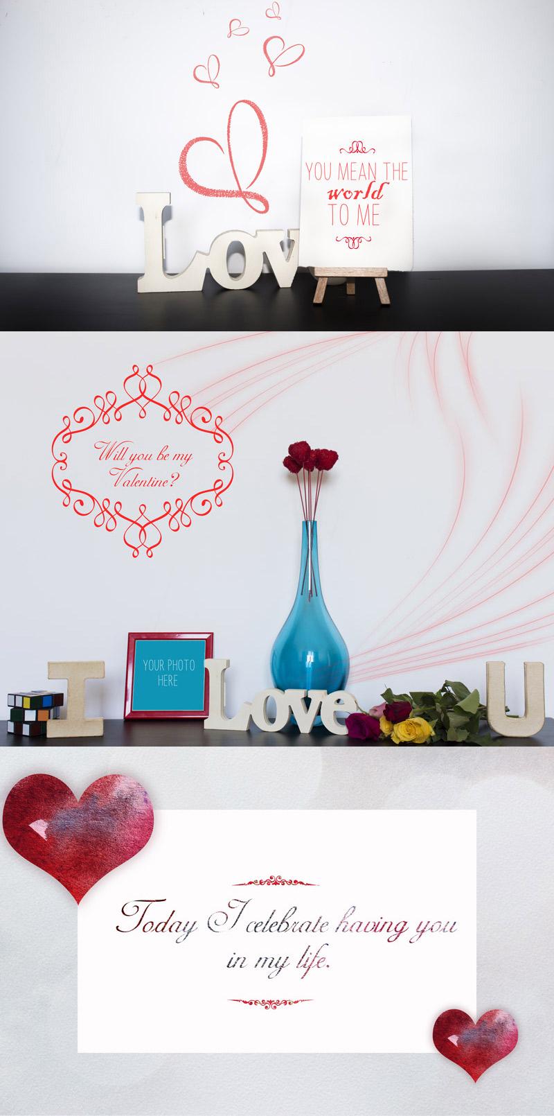 The Lovely Valentines Bundle 6
