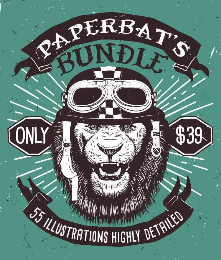 PaperBat PDR's Bundle