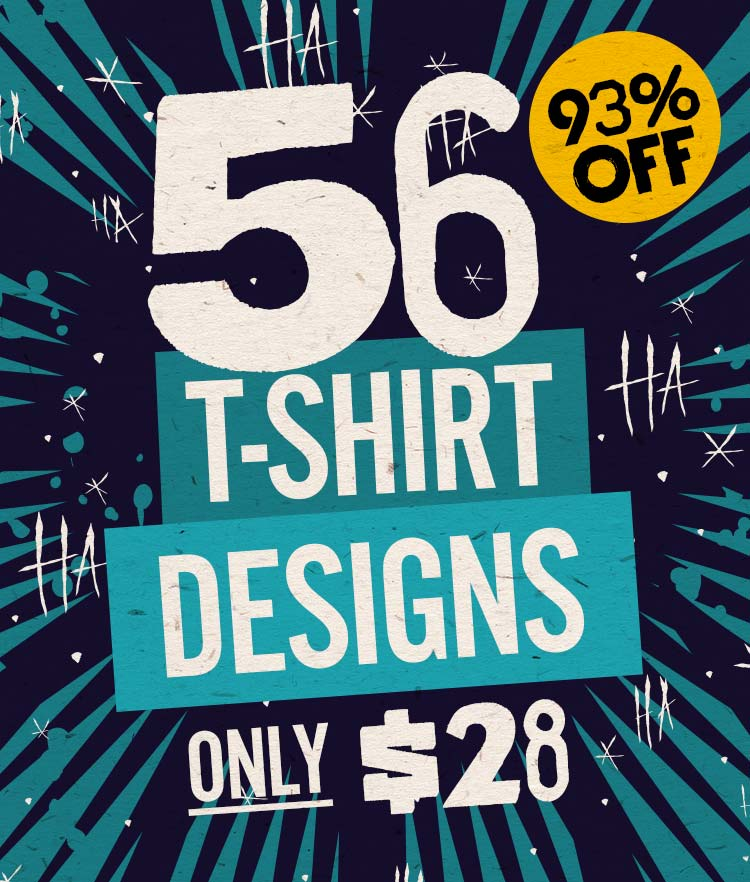 56 t-shirt designs