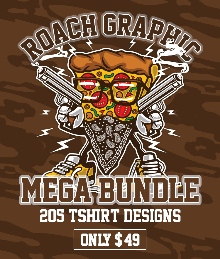 Roach Graphic's Mega Bundle