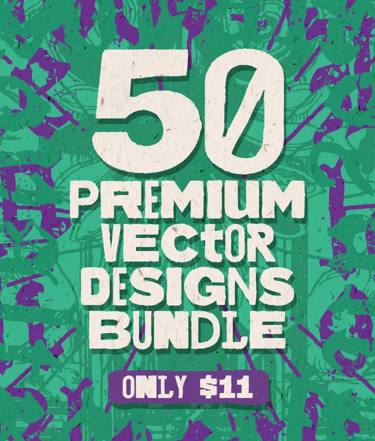 50 Premium Vector Designs