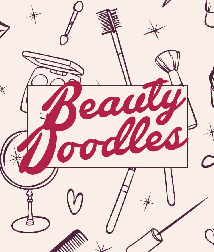 FREE Beauty doodles Cover