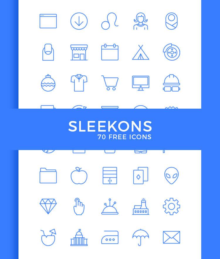 FREE Sleekons Cover