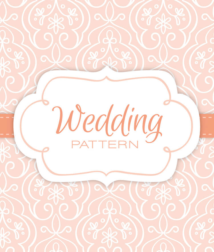 Free 10 Wedding patterns Cover