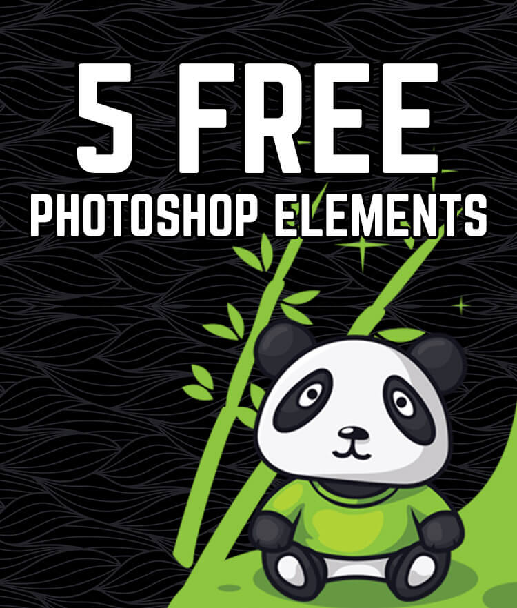 Free 5 Photoshop Elements Cover