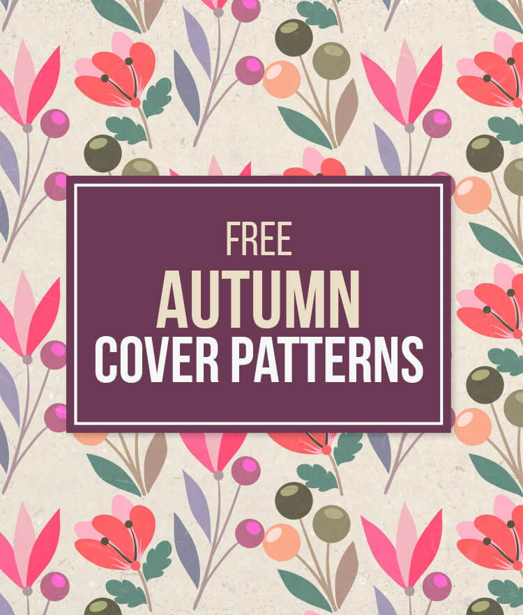 Free Autumn Patterns Cover
