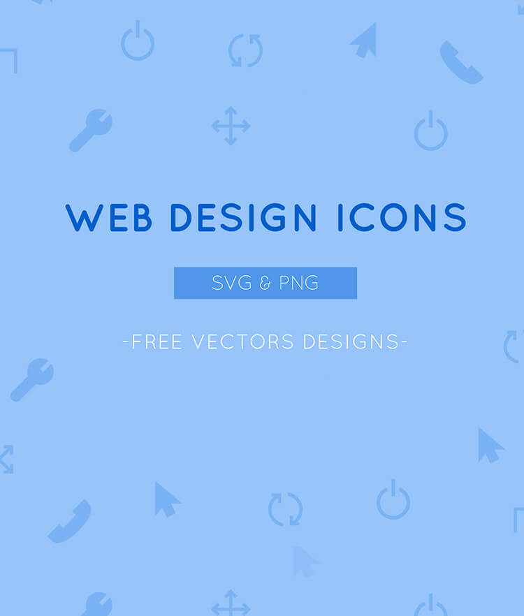 Free Web Design Icons Cover 2