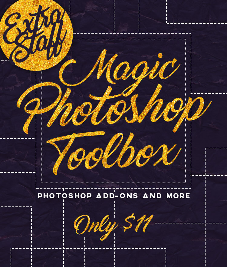 Magic Photoshop Toolbox Cover