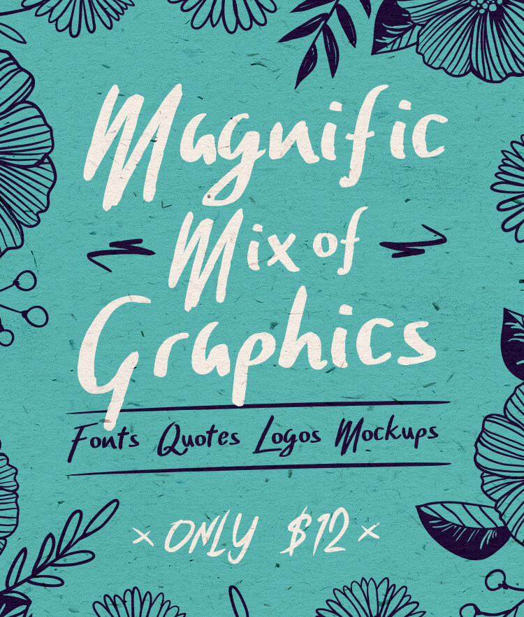 Magnific Mix of Graphics Cover
