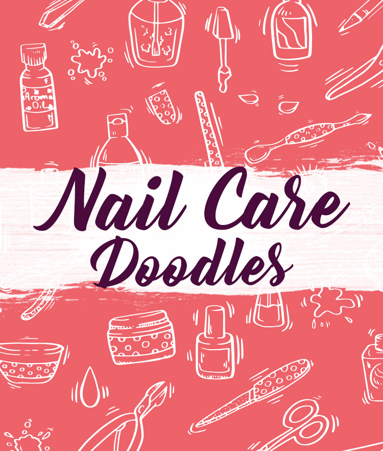 Nail Care Doodles Cover