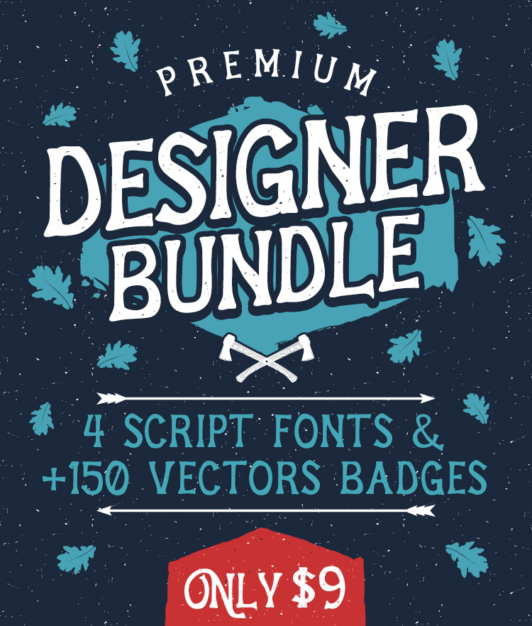Premium Designer Bundle Cover