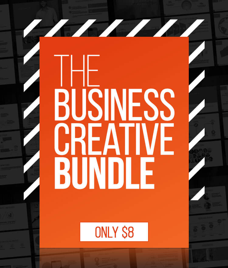 The Business Creative Bundle Cover