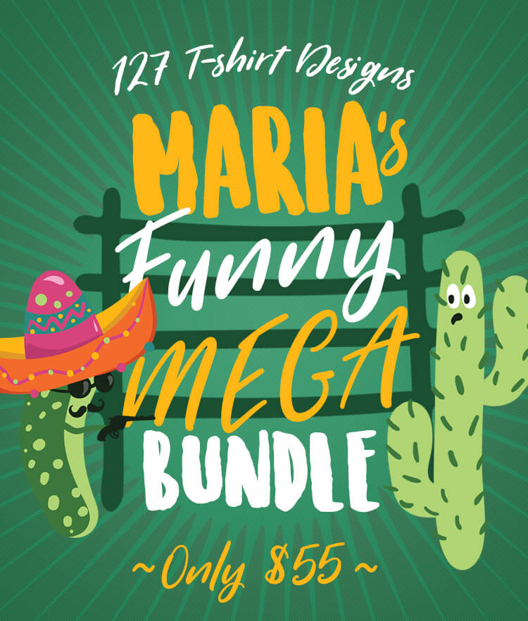 Maria Funny Mega Bundle Cover