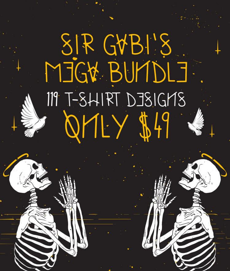 Sir Gabi's Mega Bundle Cover