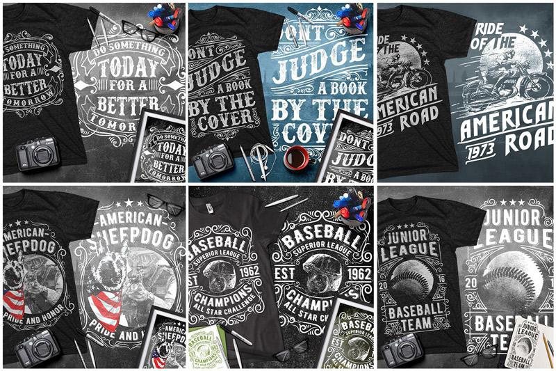 100-Premium-T-Shirt-Designs-Preview-01