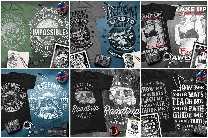 100-Premium-T-Shirt-Designs-Preview-07