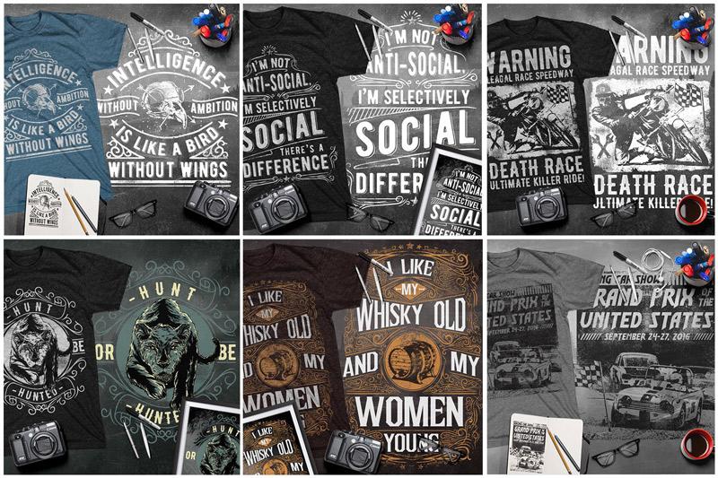 100-Premium-T-Shirt-Designs-Preview-09