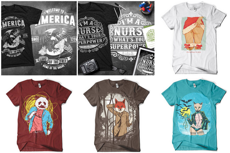 100-Premium-T-Shirt-Designs-Preview-13