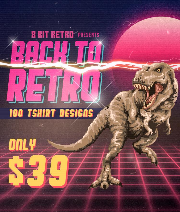 8Bit Retro Bundle Cover