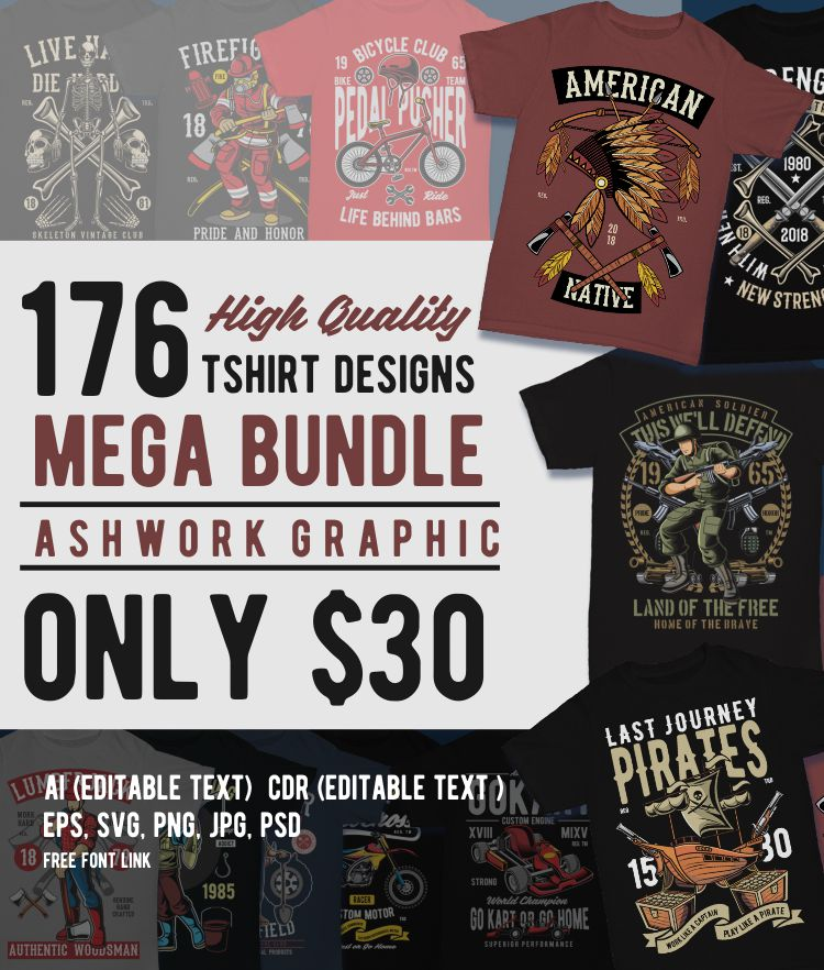 Ash Work Mega Bundle Cover